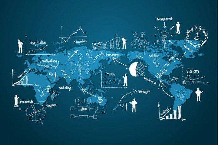 un mercado global