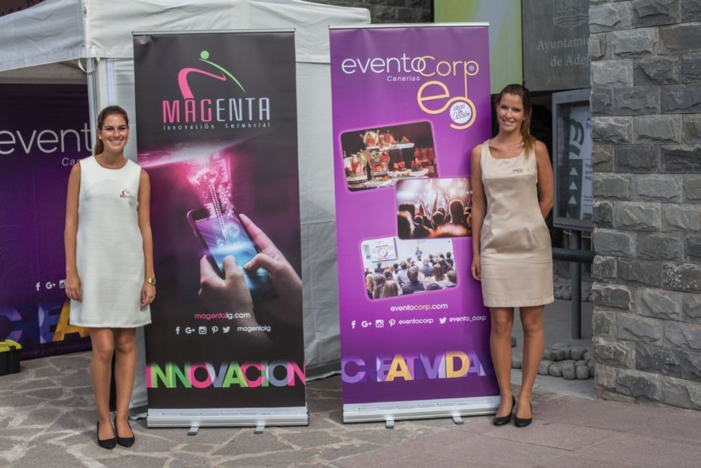 Roll Up Magenta IG y EventoCorp