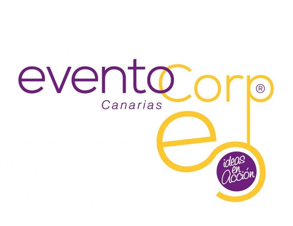 Logotipo de EventoCorp