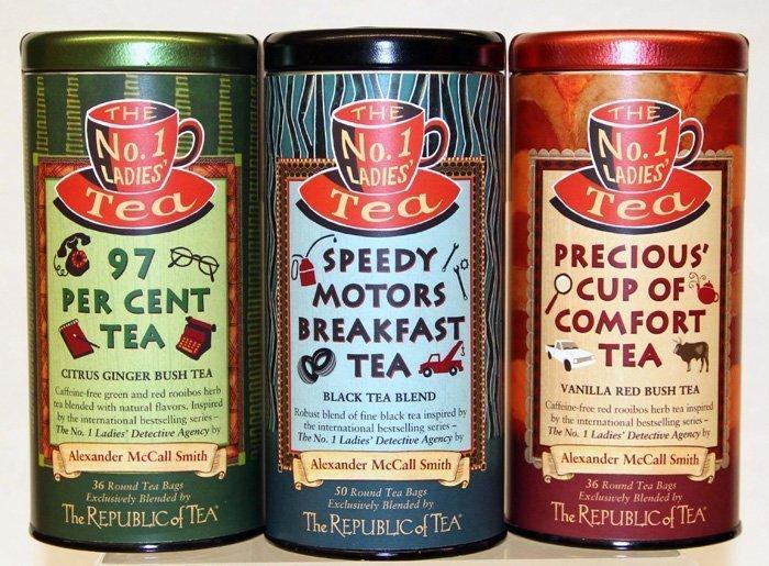 promoción de tés
