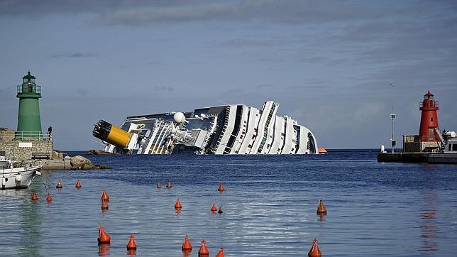 Siniestro de cruceros