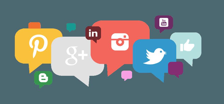 comunicar a través de las redes sociales
