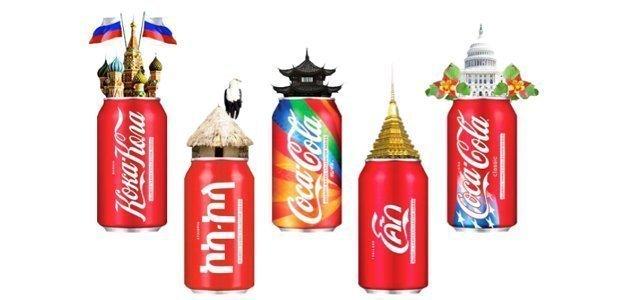 glocalization with coca-cola