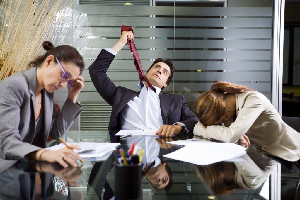 Su oficina es probablemente una víctima de estos 5 asesinos de productividad